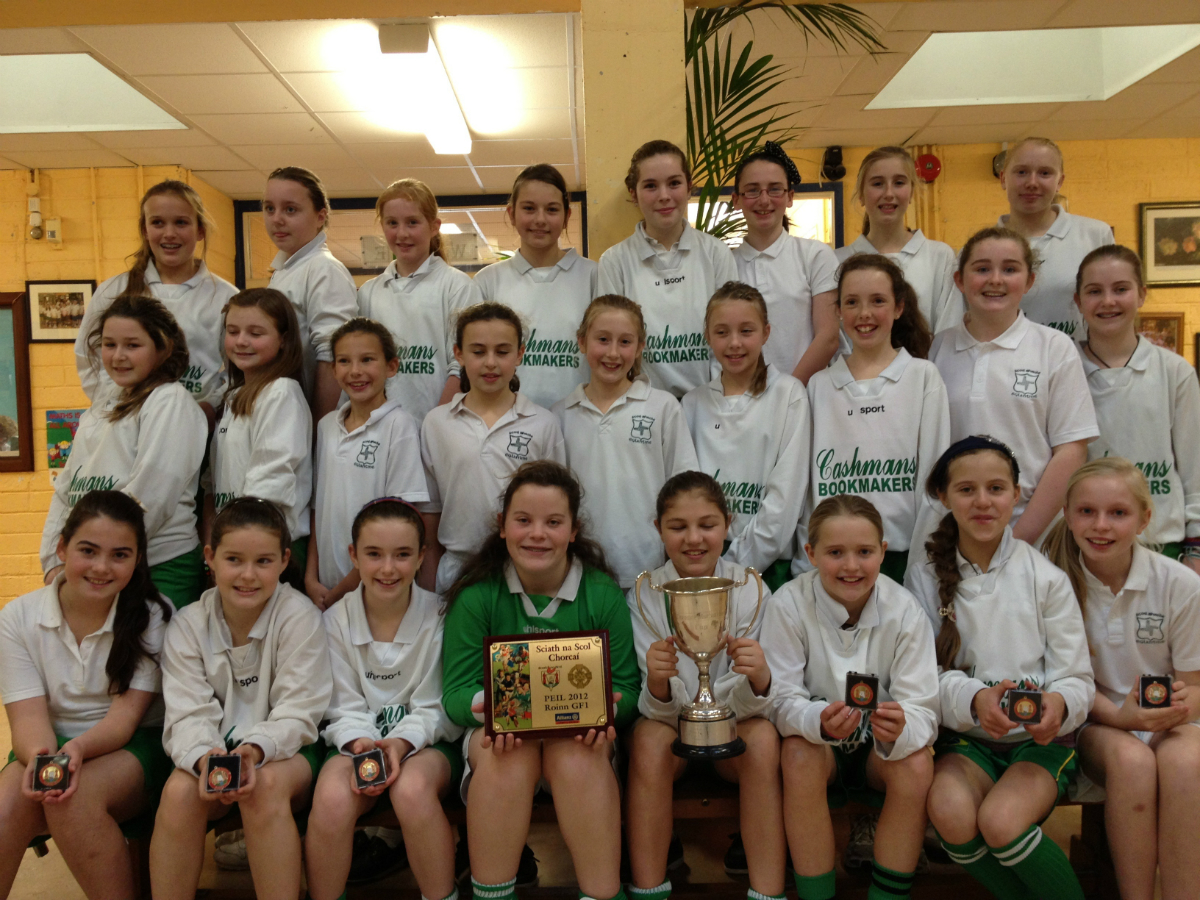Sciath na Scol Winners 2012