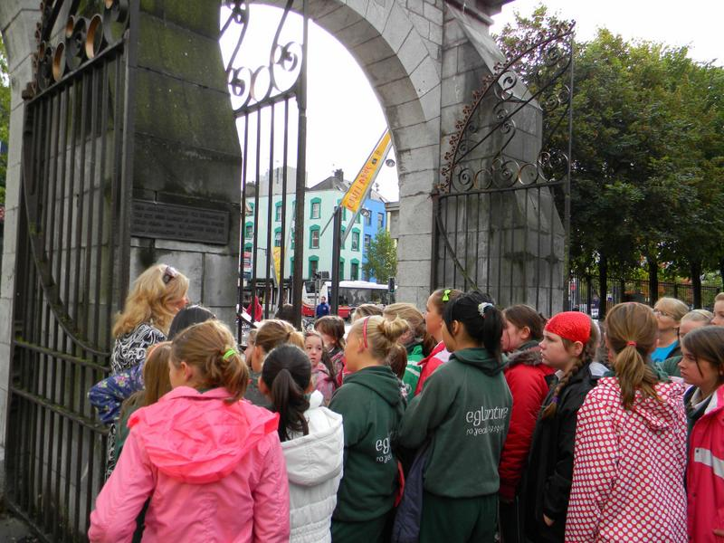 Walking tour of Cork City