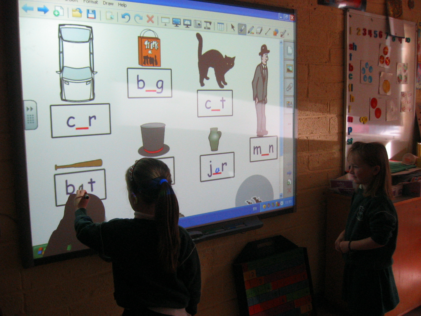 Whiteboards in action 2